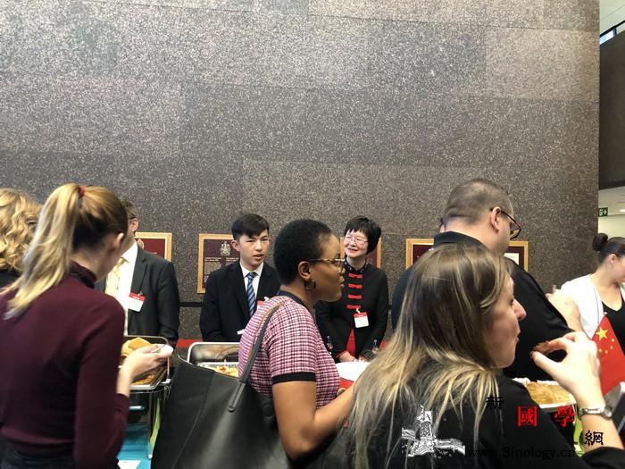 中华美食亮相加拿大全球事务部国际美食_加拿大-事务部-协理-美食-