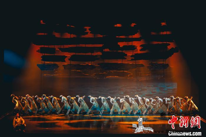 大型原创舞剧《运》舞动运河精神_舞剧-运河-北京-剧照-