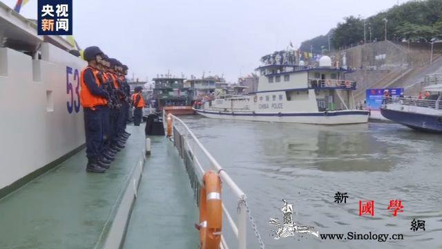 4天3夜500公里航程中老缅泰开启现_湄公河-西双版纳-船艇-