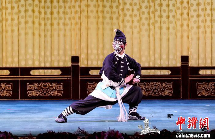 地方小戏种登北京大舞台艺术职业教育为_剧种-戏曲-剧照-