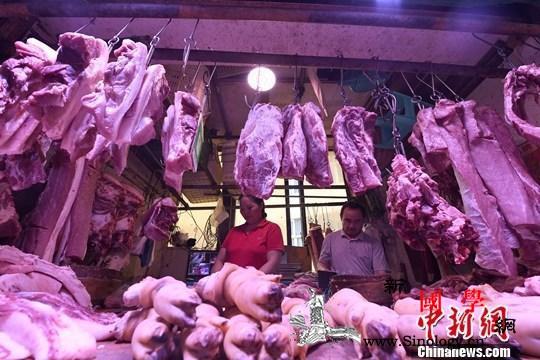 农业农村部:全国生猪生产进入止降回升_存栏-生猪-回升-