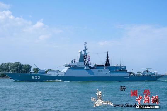 普京:在最近十年里将继续巩固发展军事_护卫舰-画中画-武器装备-