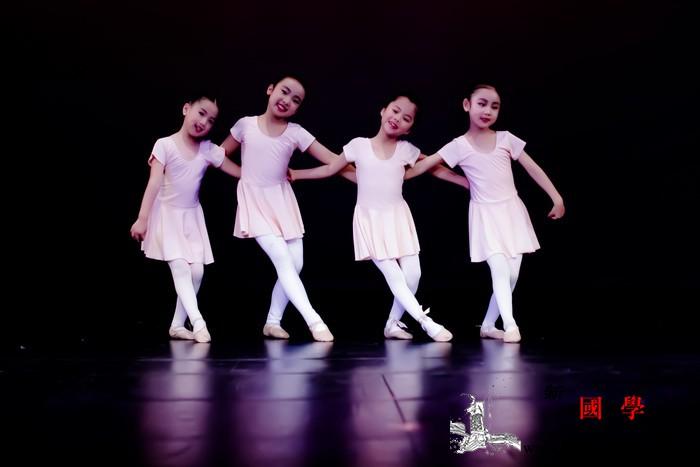 惠灵顿中国文化中心少儿舞团首次亮相精_惠灵顿-芭蕾舞团-黄河-文化中心-