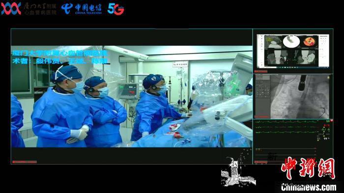 5G手术双向直播开启厦门5G医疗行业_厦门-双向-直播-