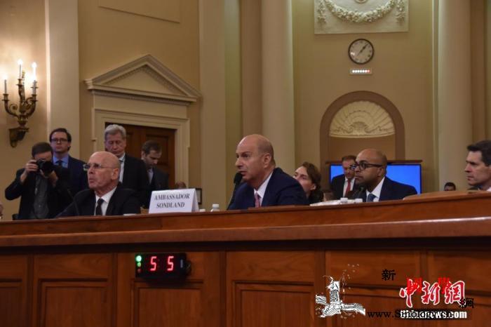 美弹劾案:共和党一高层为查拜登或曾与_乌克兰-弹劾-众议院-