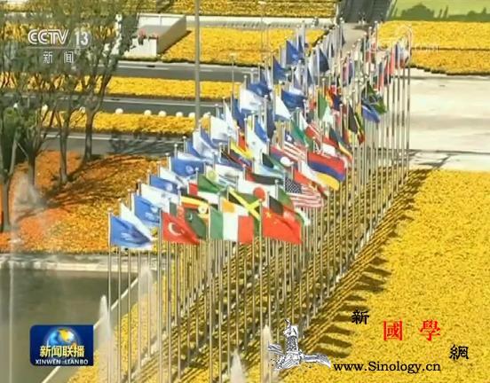 中国扩大开放外资看好中国未来_美孚-化生-外资-