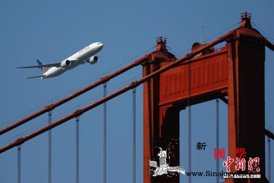 消息人士:波音777X一架客机压力测_金门-波音-旧金山-