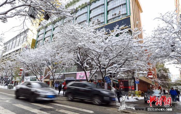 中国入冬最大范围降雪将影响北方_玉树-西北地区-降雪-
