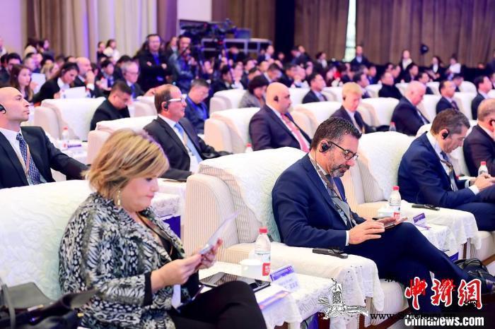 第二届中意地方政府合作对话会在蓉启幕_意大利-成都-合作-