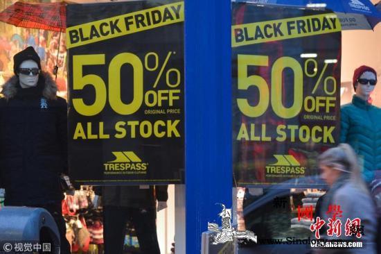 """美国""""黑五""""购物季来袭各零售商拼24_亚马逊-美国-零售商-"""