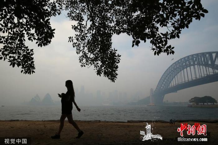 悉尼受风暴影响已停电多日工会批裁员致_悉尼-澳大利亚-停电-