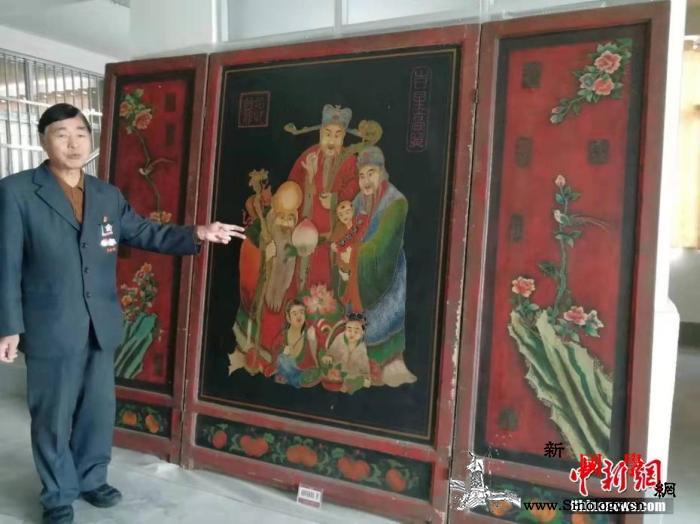河南七旬老人自建五层博物馆:收藏上千_西平县-河南-日本-