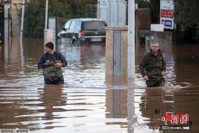 警告!报告称气候灾害十年内致两千万人_文汇报-泰国-流离失所-