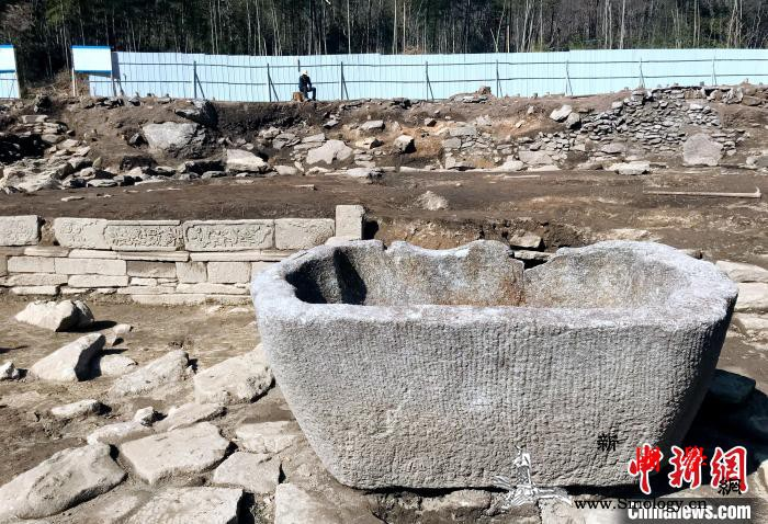 湖南岳阳发现一处宋元、明两个阶段的寺_平江-基址-宋元-