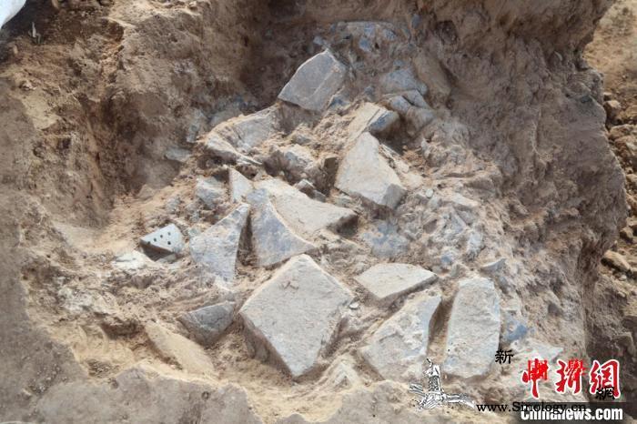 秦都咸阳城核心保护区发现石铠甲制作遗_石片-陕西省-遗存-