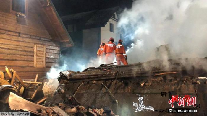 波兰南部建筑物燃气爆炸事故升至6死2_波兰-罗斯-西里西亚-
