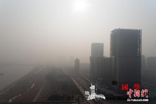 12月中国北方大气污染扩散条件整体偏_环流-污染物-扩散-