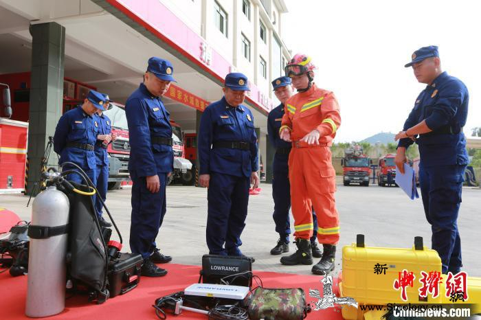 国家水域救援三亚大队正式挂牌成立_王通-海南-水域-
