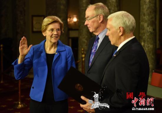 美大选民调:民主党候选人变动大多数支_民主党-伊丽莎白-候选人-