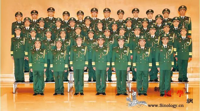 中央军委批准:武警部队1人晋升中将3_武警部队-警衔-司令员-