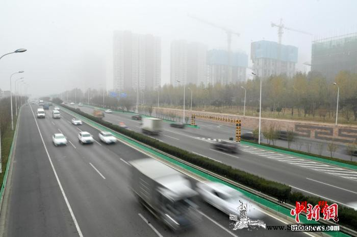 中国出现区域性大范围重污染天气55城_逆温-污染-天气-