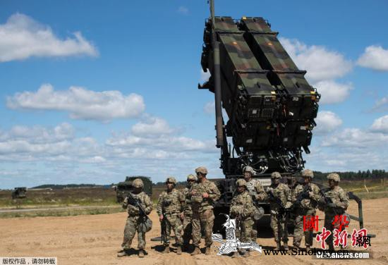 外媒:美国陆军计划在欧部署军队系25_北约-法新社-部署-