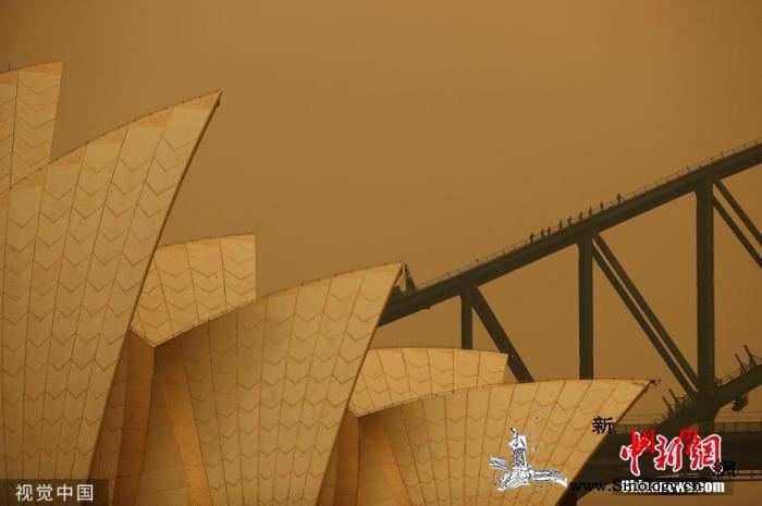 林火加剧悉尼空气质量愈发恶劣口罩货架_悉尼-澳大利亚-口罩-