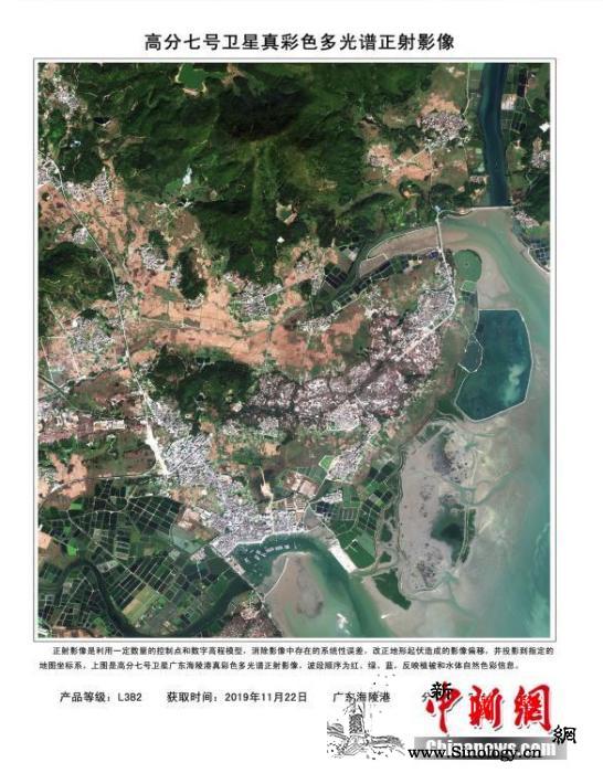数解中国高分系列卫星_射影-航天局-遥感-