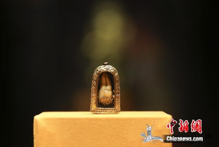 280件故宫和扎什伦布寺珍贵文物共同_故宫-班禅-造像-紫禁城-
