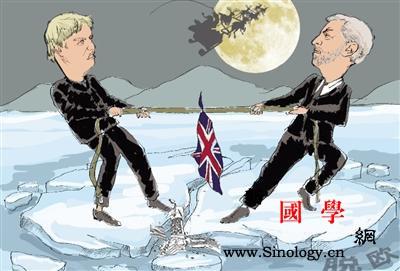 圣诞大选:谁带英国走出脱欧困局_约翰逊-工党-英国-
