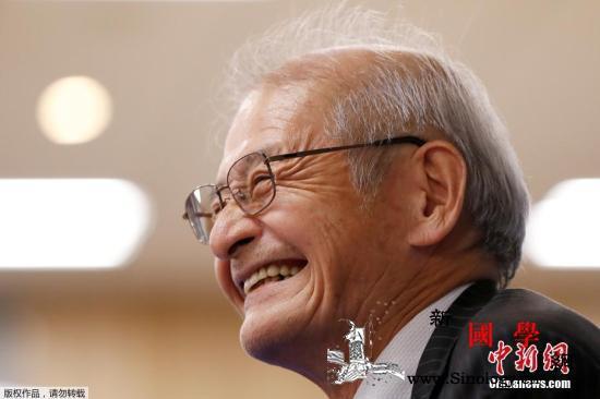 吉野彰出席诺贝尔奖晚宴称终于有了获奖_诺贝尔-晚宴-诺贝尔奖-
