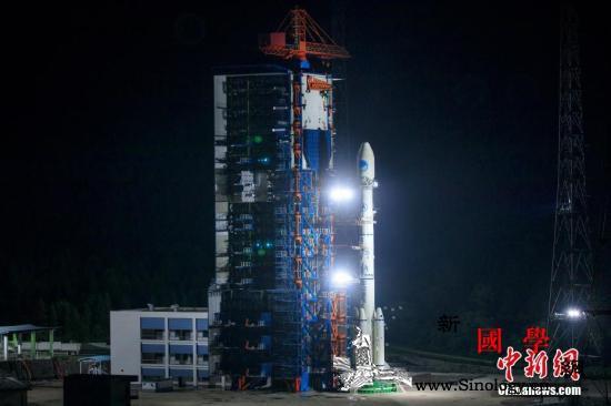 第46颗北斗导航卫星入网工作_西昌-长征-运载火箭-