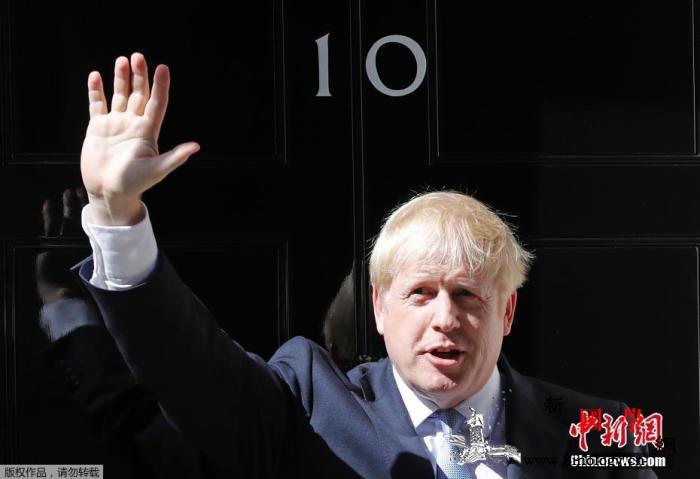 """英国""""双十二""""大选!议会再次洗牌脱_约翰逊-工党-英国- ()"""