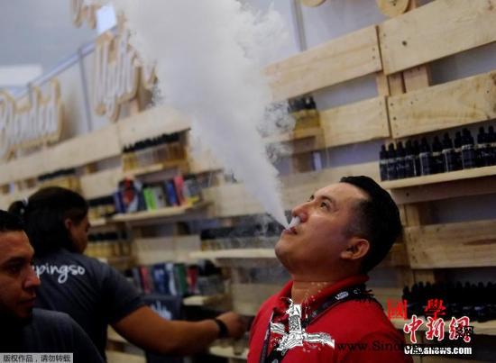 韩部分液体电子烟检测出疑似导致严重肺_乙酸-肺部-医药品-