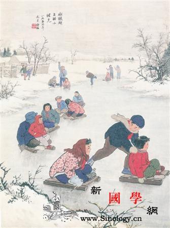 作家笔下的雪_花衣-天竺-雪花-