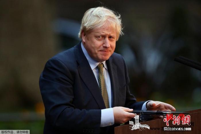 """约翰逊拒绝苏格兰""""脱英""""脱欧后或大幅_约翰逊-苏格兰-英国-"""
