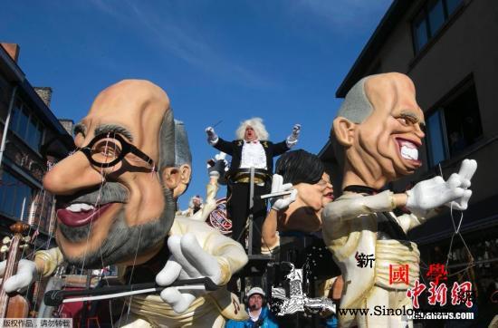 涉种族主义争议比利时狂欢节遭联合国非_教科文组织-阿尔斯特-种族主义-