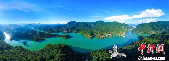2020年广东全域建设国家森林城市_蕉岭-梅州-林荫-