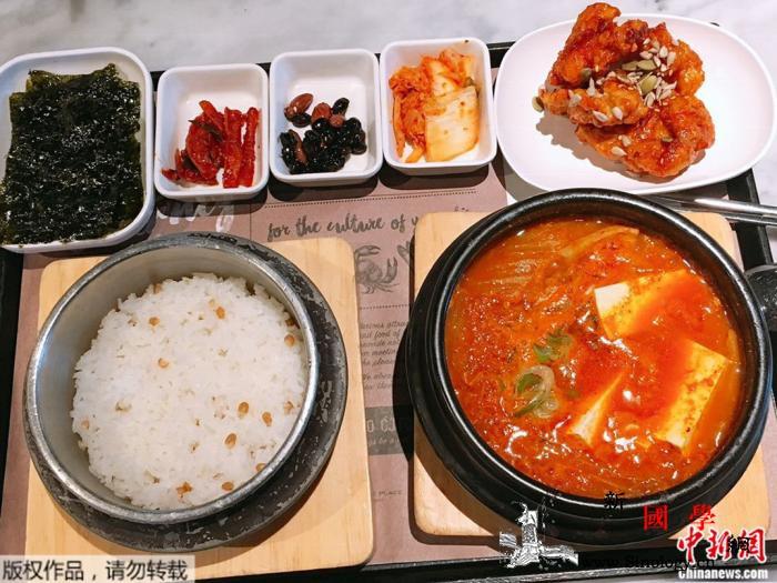 吃韩餐不长胖?研究:可降胆固醇还能预_韩国-摄取-美国-