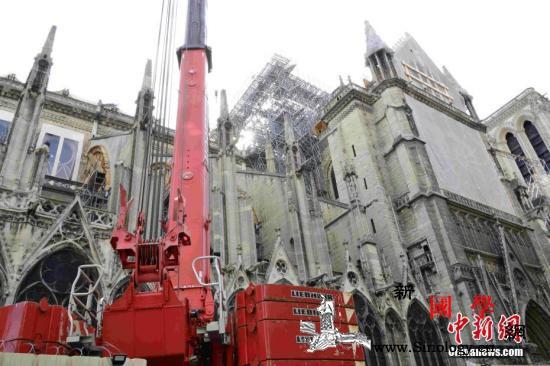 巴黎圣母院修复工作仍在继续200年来_首次-弥撒-巴黎-