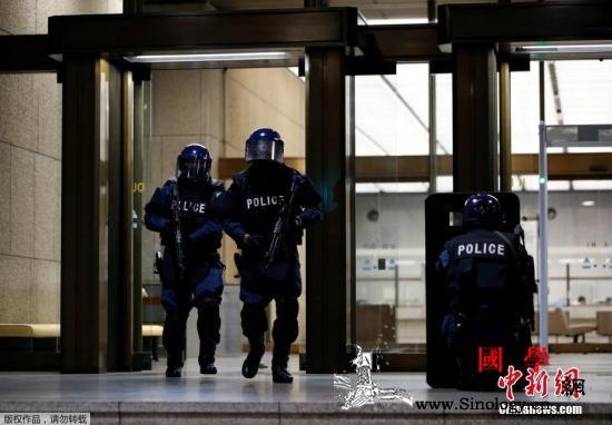 奥运日益临近日本公安调查厅呼吁加强反_东京-日本-警戒-