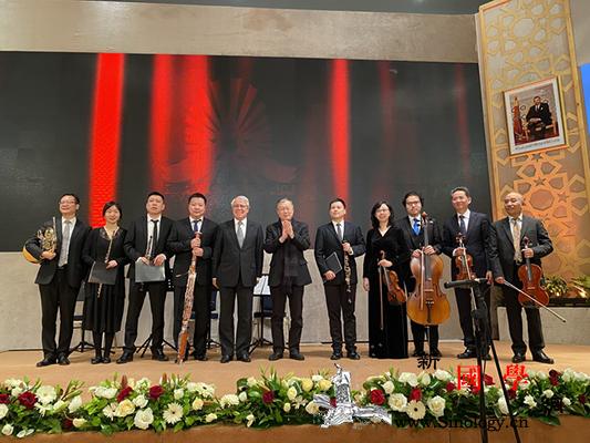 四川音乐学院重奏团赴摩洛哥演出受欢迎_音乐学院-摩洛哥-王国-重奏-