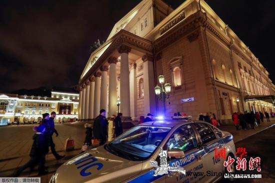 平安夜诈弹!莫斯科49处场所因bom_莫斯科-俄罗斯-疏散-