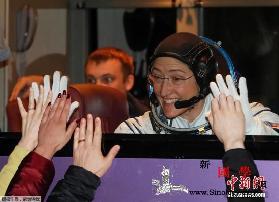 超288天!NASA宇航员打破女性单_宇航员-空间站-美国-