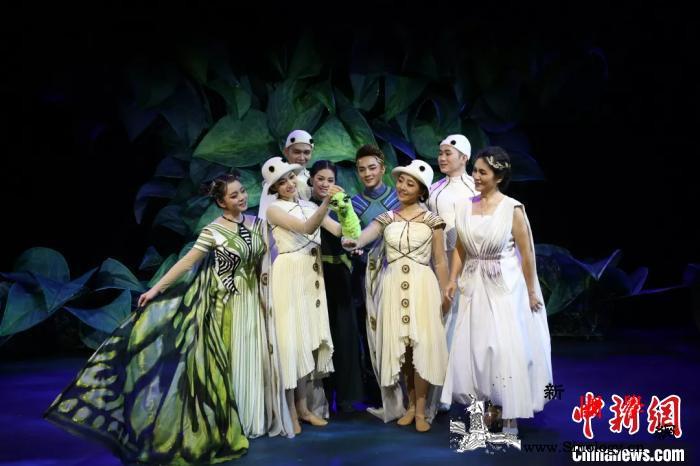 中国儿艺新春儿童戏剧嘉年华献上10部_剧照-吉普-儿童剧-