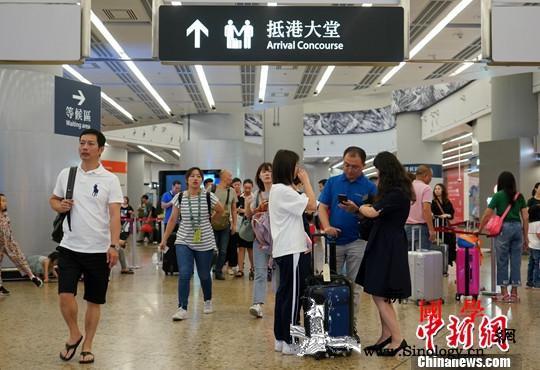 2020年元旦假期全国口岸出入境旅客_客流-出入境-香港-