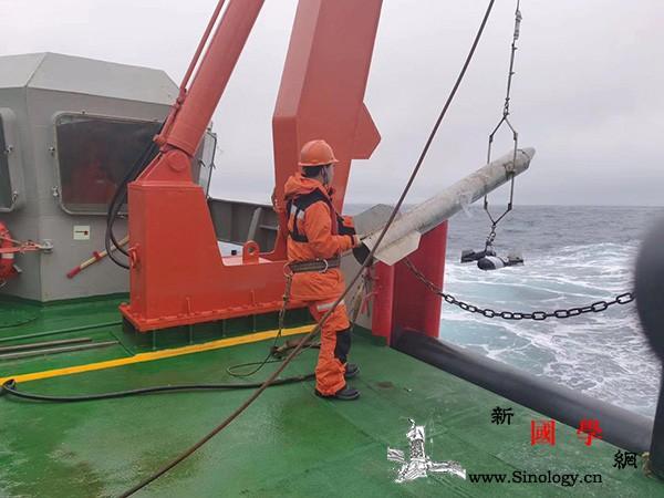 雪龙号撒下今次科考首网捞了些浮游生物_南极-浮游生物-队员-