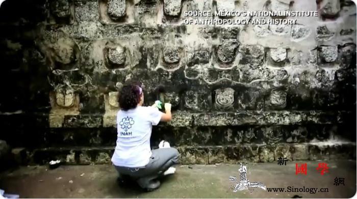 1000多年前的玛雅宫殿?墨西哥发现_玛雅-墨西哥-考古学家-