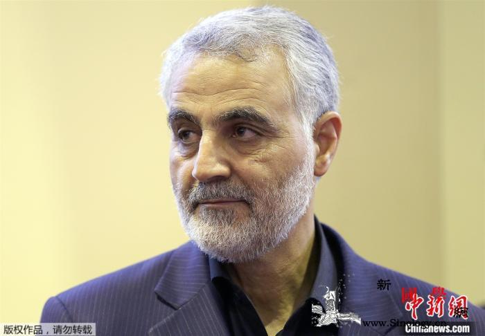 """伊朗""""关键人物""""被美击毙美伊要开战了_巴格达-伊拉克-伊朗-"""