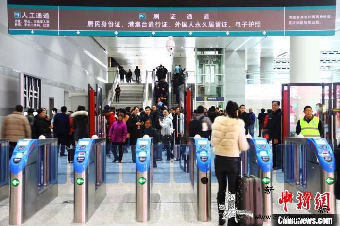 2020年春运江西铁路将发送旅客15_赣州-南昌-春运-